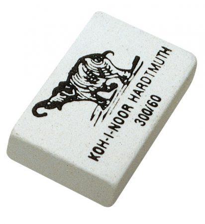 KOH-I-NOOR 300/60 elefántos radír