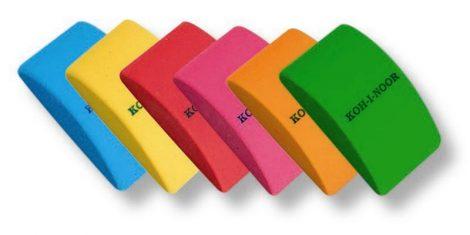 KOH-I-NOOR 6225/24 íves plastic radír - kicsi