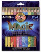 KOH-I-NOOR 3408 Magic vastag varázsceruza készlet