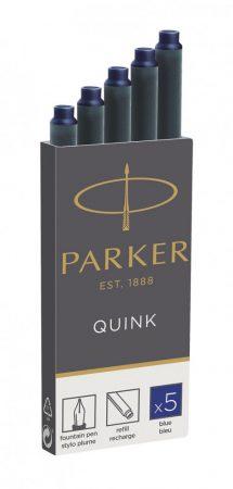 PARKER Royal 5 db-os tintapatron 1950384 - kék
