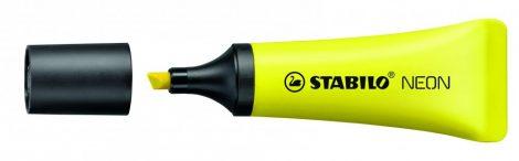 STABILO NEON szövegkiemelő - sárga