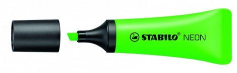 STABILO NEON szövegkiemelő - zöld
