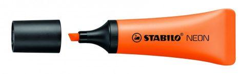 STABILO NEON szövegkiemelő - narancssárga