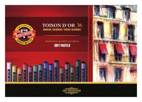 KOH-I-NOOR 8515 Toison 36 db-os porkréta készlet