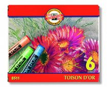KOH-I-NOOR 8511 Toison 6 db-os porkréta készlet