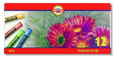 KOH-I-NOOR 8512 Toison 12 db-os porkréta készlet