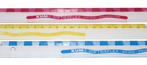 KUM hajlékony vonalzó 30 cm