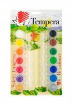 ICO Süni tempera, tégelyes, 14 szín