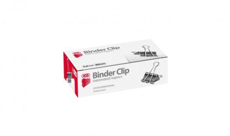ICO Binder csipesz 25 mm / 12 db