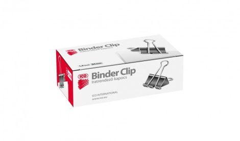 ICO Binder csipesz 32 mm / 12 db