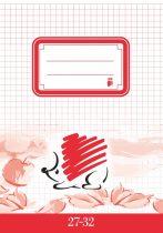 ICO Süni négyzethálós füzet 27-32