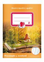 ICO Süni felsős mesefüzet / olvasónapló 21-32