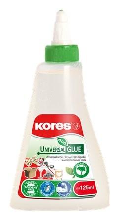 KORES Eco univerzális, folyékony ragasztó 125 ml