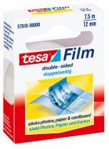 TESA 57910 Film kétoldalú ragasztószalag 7.5m x 12mm