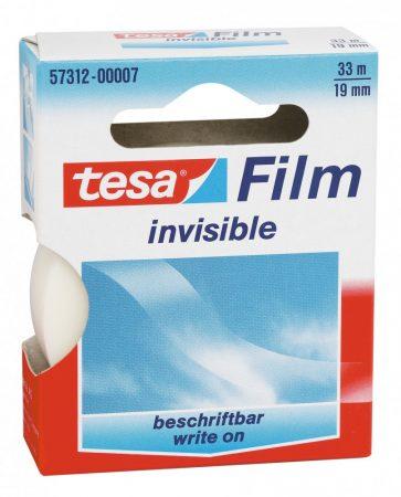 TESA 57312 Film írható ragasztószalag 33m x 19mm