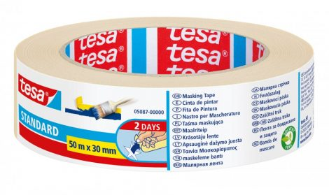 TESA 5087 Festő- és mázolószalag Universal 50m x 30mm