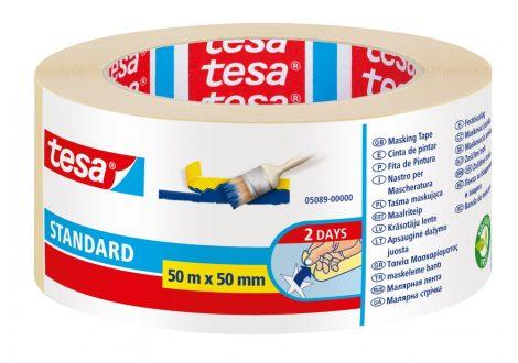 TESA 5089 Festő- és mázolószalag Universal 50m x 50mm