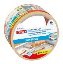 TESA 56170 kétoldalon tapadó ragasztószalag PP 5m x 50mm