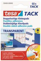 TESA 59400 Tack Visszaszedhető ragasztópont 60 db