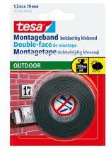 TESA 55750 Kültéri montázsszalag 1.5m x 19mm