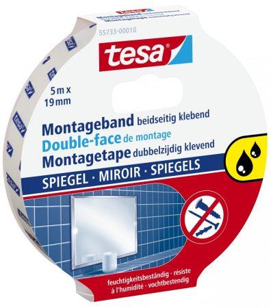 TESA 55733 Tükörragasztó montázsszalag 5m x 19mm