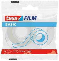 TESA Basic 58549 ragasztószalag 33 m x 15 mm + tépő