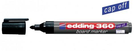 EDDING 360 táblamarker - fekete