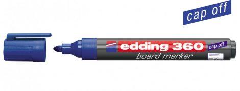 EDDING 360 táblamarker - kék