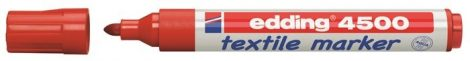 EDDING 4500 textilmarker - PIROS