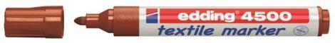 EDDING 4500 textilmarker - BARNA