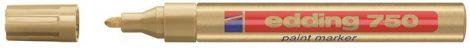 EDDING 750 lakkmarker - ARANY