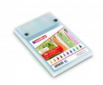 EDDING 4600/10 10 db-os textilmarker készlet