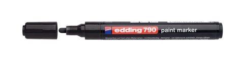EDDING 790 lakkmarker - FEKETE
