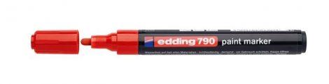 EDDING 790 lakkmarker - PIROS