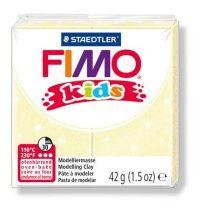 STAEDTLER FIMO Kids gyöngyház sárga égethető gyurma - 106 - 42 g