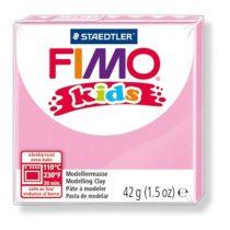 STAEDTLER FIMO Kids pink égethető gyurma - 220 - 42 g