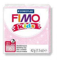 STAEDTLER FIMO Kids gyöngyház világos rózsaszín égethető gyurma - 206 - 42 g