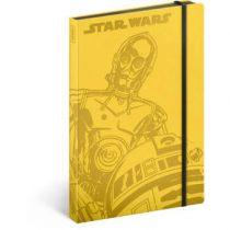 REALSYSTEM 5416-DR Droids Star Wars notesz