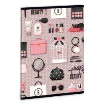 ARS UNA Beauty négyzethálós füzet A/4