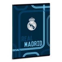 ARS UNA Real Madrid 2 négyzethálós füzet A/5
