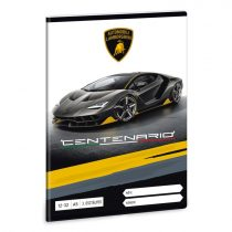 ARS UNA Lamborghini 7 3. osztályos vonalas füzet 12-32