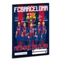 ARS UNA Barcelona 4 3. osztályos vonalas füzet 12-32