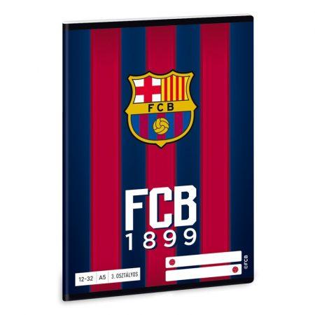 ARS UNA Barcelona 2 3. osztályos vonalas füzet 12-32