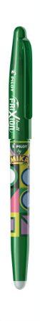PILOT MIKA kollekciós Frixion Ball 07 radírozható toll - zöld