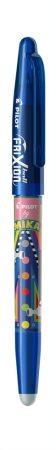 PILOT MIKA kollekciós Frixion Ball 07 radírozható toll - kék