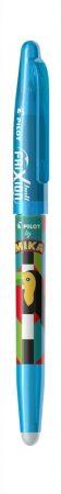PILOT MIKA kollekciós Frixion Ball 07 radírozható toll - világoskék