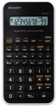 SHARP EL-501X 131 funkciós tudományos számológép - fehér
