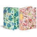 PIGNA Nature Flowers füzetbox 70 mm gerinccel