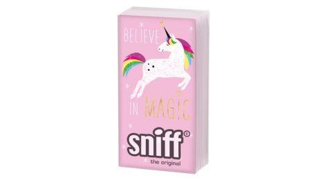 PPD SNIFF Pink Unicorn papírzsebkendő, 10 db