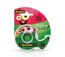 3M SCOTCH Magic Tape 810 ragasztószalag adagolón 19 mm x 15 m
